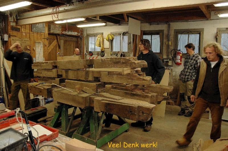 Werkplaats molenmakerij Saendijck