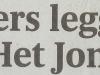 krantenknipsel J.S.