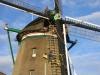 Hijsen windpeuling De Zoeker foto;M.Schaap